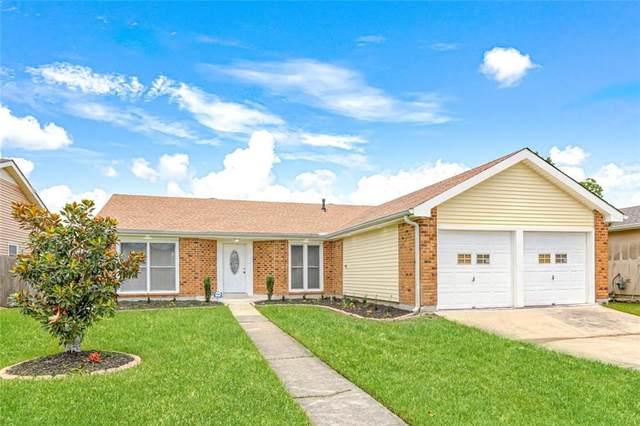 3125 Touchwood Drive, Harvey, LA 70058 (MLS #2307027) :: Turner Real Estate Group