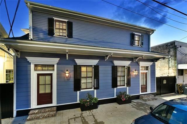 1030 Kerlerec Street #1, New Orleans, LA 70116 (MLS #2307033) :: Reese & Co. Real Estate