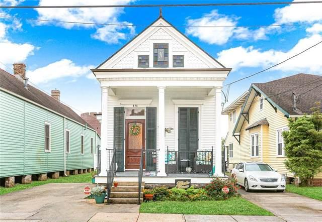438 Angela Avenue, Arabi, LA 70032 (MLS #2307090) :: Turner Real Estate Group