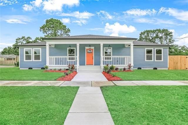 50 West Chalmette Circle, Chalmette, LA 70043 (MLS #2307113) :: Crescent City Living LLC