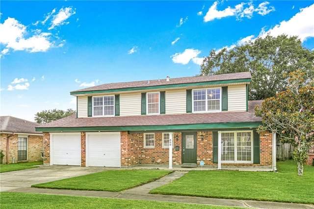 856 Bellemeade Boulevard, Gretna, LA 70056 (MLS #2307118) :: Turner Real Estate Group