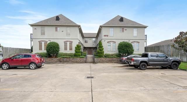 4512 Ponchartrain Drive #10, Slidell, LA 70458 (MLS #2307131) :: Robin Realty