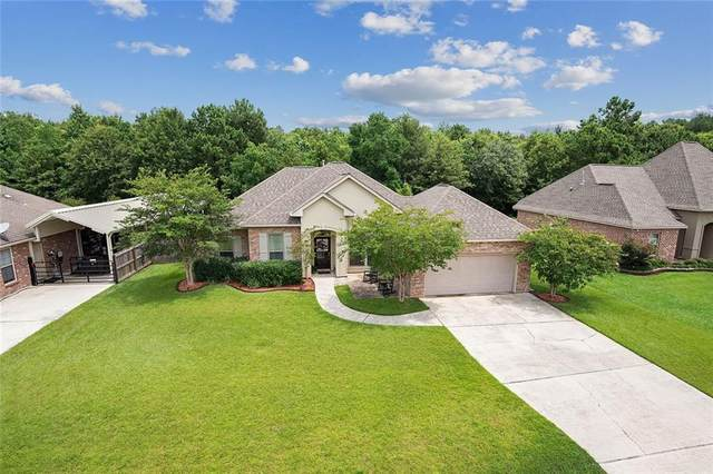 22087 South Ridge Drive, Ponchatoula, LA 70454 (MLS #2307134) :: Turner Real Estate Group