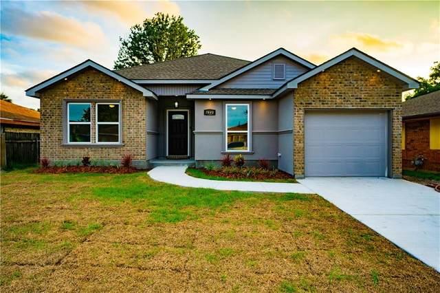 7440 Crestmont Road, New Orleans, LA 70126 (MLS #2307184) :: Turner Real Estate Group