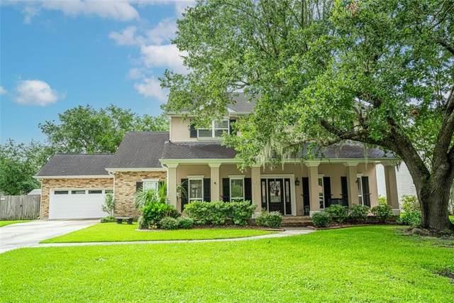 14 Belle Helene Drive, Destrehan, LA 70047 (MLS #2307250) :: United Properties