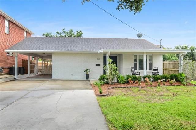 210 Sharon Drive, New Orleans, LA 70124 (MLS #2307381) :: Turner Real Estate Group