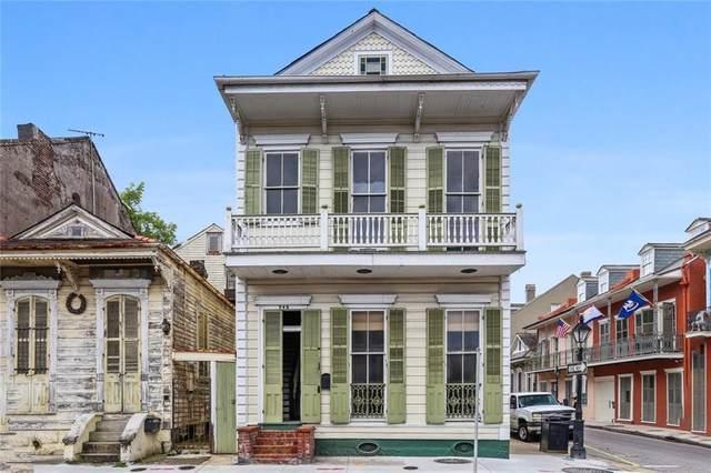 742 Barracks Street, New Orleans, LA 70116 (MLS #2307387) :: Satsuma Realtors