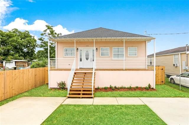 3014 Tifton Street, Kenner, LA 70065 (MLS #2307399) :: Turner Real Estate Group