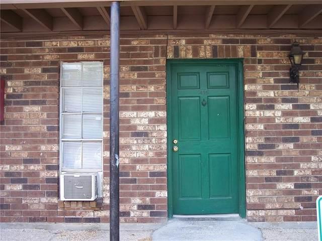 6200 Riverside Drive #415, Metairie, LA 70003 (MLS #2307435) :: Parkway Realty