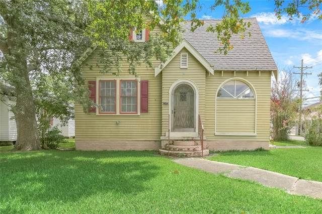 4901 Demontluzin Street, New Orleans, LA 70122 (MLS #2307500) :: Turner Real Estate Group