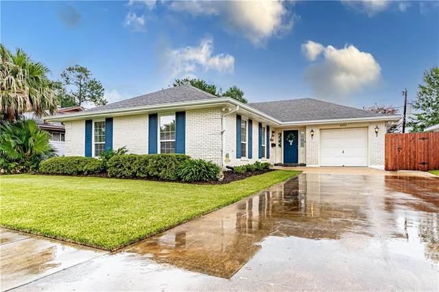 4301 Napoli Drive, Metairie, LA 70002 (MLS #2307504) :: Turner Real Estate Group