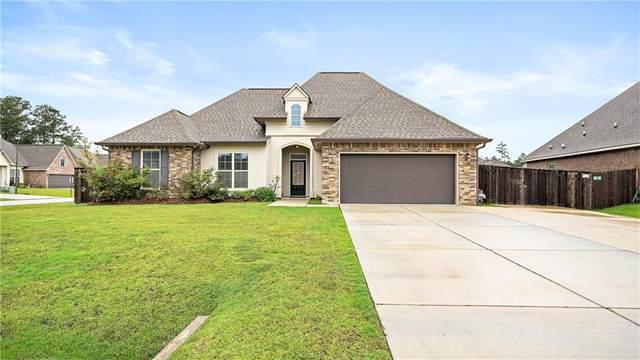 2496 Dixie Drive, Covington, LA 70435 (MLS #2307539) :: Turner Real Estate Group