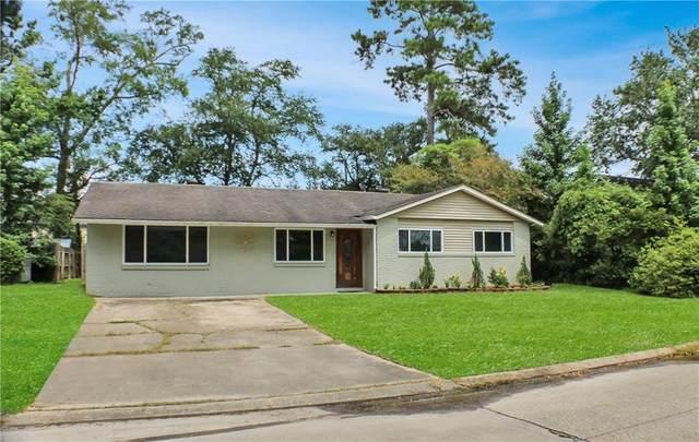 108 Fountain Drive, Slidell, LA 70458 (MLS #2307560) :: Freret Realty