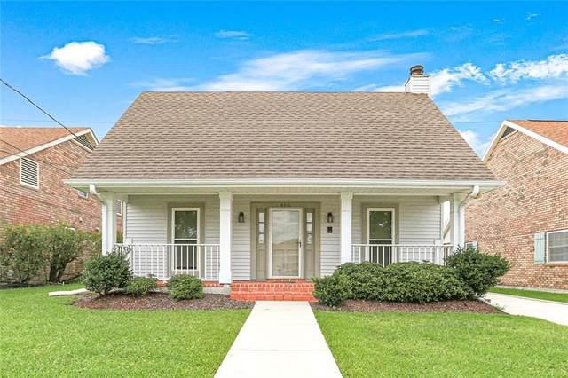 4916 Janice Avenue, Kenner, LA 70065 (MLS #2307563) :: United Properties