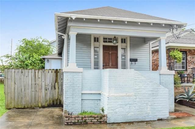 3718 D'hemecourt Street, New Orleans, LA 70119 (MLS #2307588) :: Satsuma Realtors