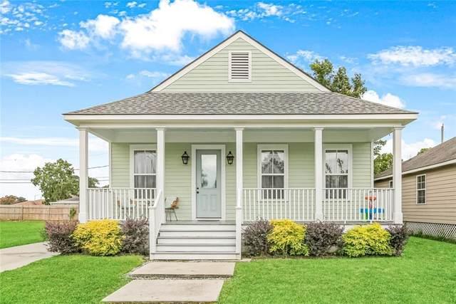 112 Seal Drive, Arabi, LA 70032 (MLS #2307614) :: Turner Real Estate Group