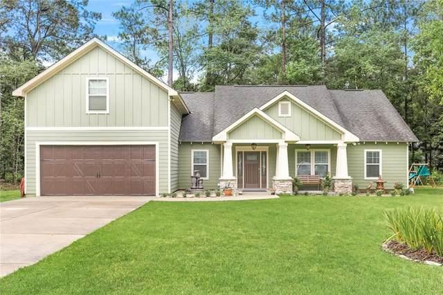27 Ramblewood Drive, Covington, LA 70435 (MLS #2307692) :: Turner Real Estate Group