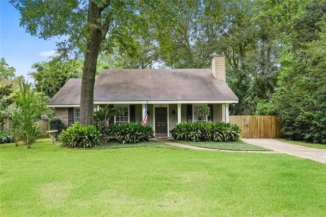33 Shady Oaks Drive, Covington, LA 70433 (MLS #2307740) :: Freret Realty