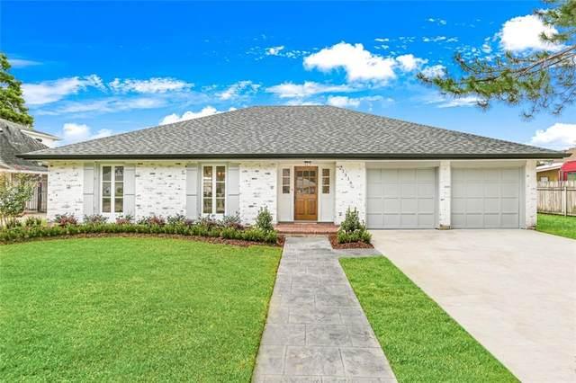 1316 Vintage Drive, Kenner, LA 70065 (MLS #2307835) :: United Properties