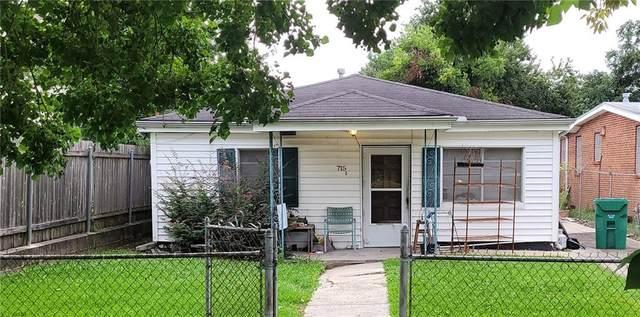 715 Carrollton Avenue, Metairie, LA 70005 (MLS #2307843) :: Keaty Real Estate