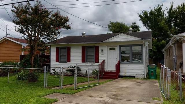 627 S Bengal Road, River Ridge, LA 70123 (MLS #2307866) :: Turner Real Estate Group
