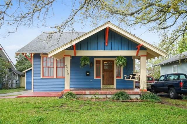 4738 Arts Street, New Orleans, LA 70122 (MLS #2307891) :: Reese & Co. Real Estate