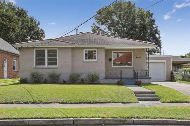 4421 Lafaye Street, New Orleans, LA 70122 (MLS #2307895) :: Turner Real Estate Group