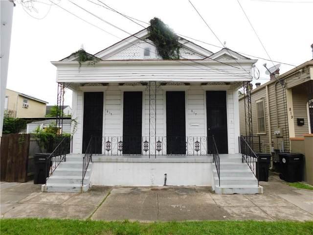 817 N Gayoso Street, New Orleans, LA 70119 (MLS #2307935) :: Satsuma Realtors
