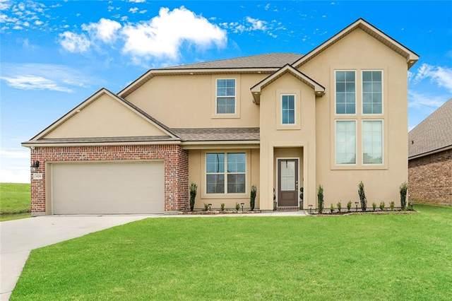 828 Lakeshore Village Drive, Slidell, LA 70461 (MLS #2307944) :: Turner Real Estate Group