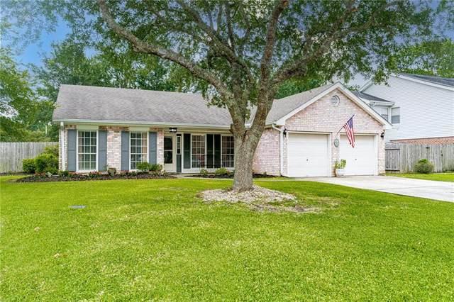 156 Honeywood Drive, Slidell, LA 70461 (MLS #2307969) :: Turner Real Estate Group
