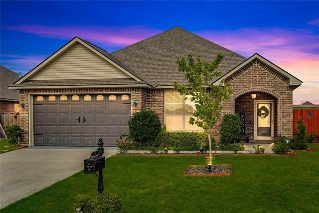 136 E Lake Court, Slidell, LA 70461 (MLS #2307977) :: Turner Real Estate Group