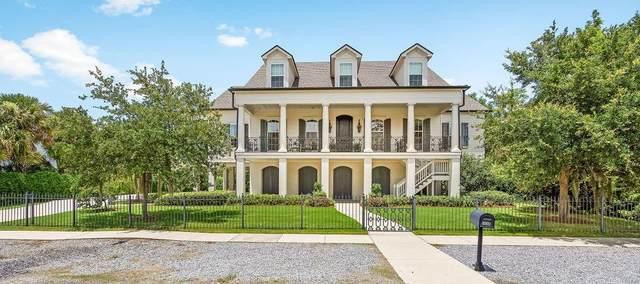 130 Lamarque Street, Mandeville, LA 70448 (MLS #2307991) :: United Properties