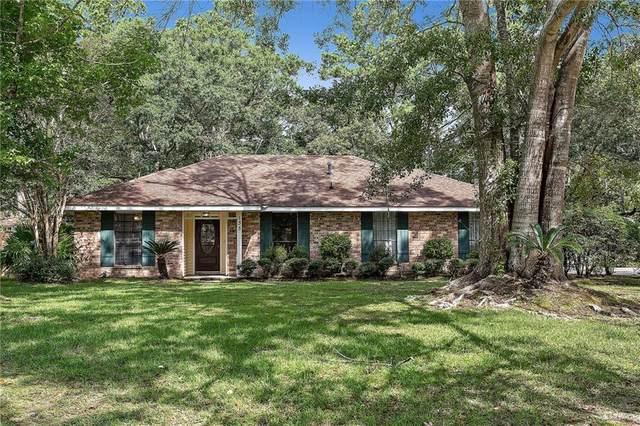 135 Oak Leaf Drive, Slidell, LA 70461 (MLS #2308009) :: Turner Real Estate Group