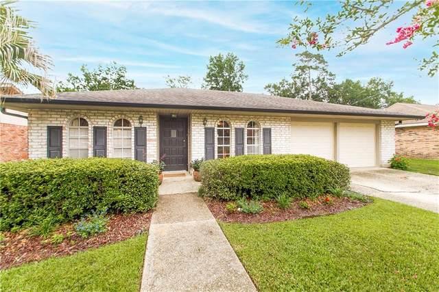 116 Normandy Drive, Slidell, LA 70458 (MLS #2308013) :: United Properties