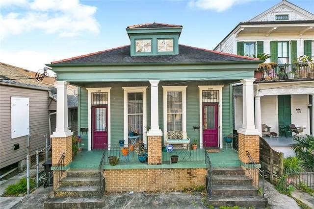 2416 18 Burgundy Street, New Orleans, LA 70117 (MLS #2308063) :: Reese & Co. Real Estate
