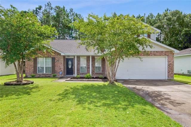 1018 Sun Valley Lane, Slidell, LA 70460 (MLS #2308181) :: Turner Real Estate Group