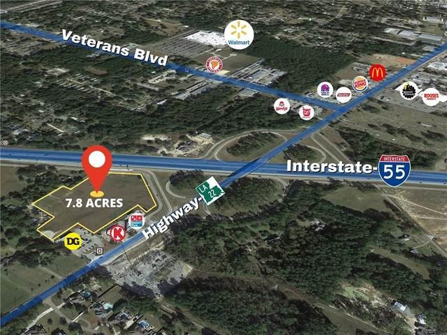 TBD I-55 Frontage Road, Ponchatoula, LA 70454 (MLS #2308268) :: Robin Realty