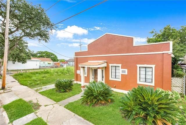 5624 Saint Claude Avenue, New Orleans, LA 70117 (MLS #2308353) :: Crescent City Living LLC