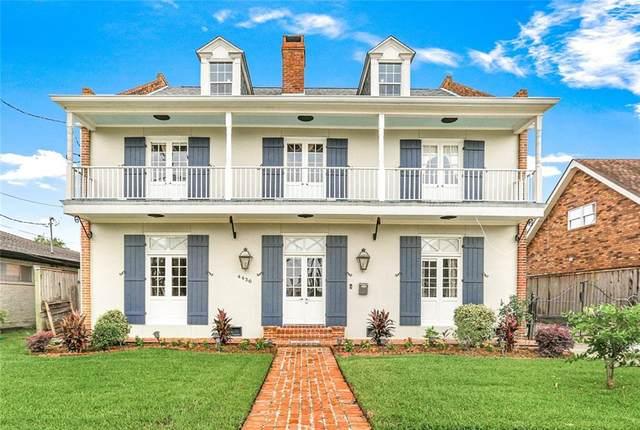 4436 Alphonse Drive, Metairie, LA 70006 (MLS #2308355) :: Turner Real Estate Group