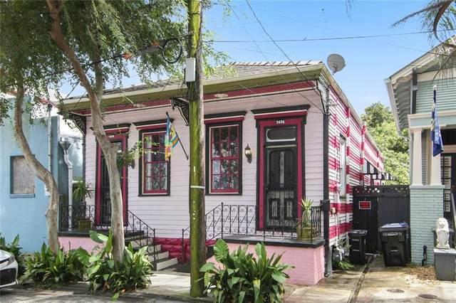 2424 26 Royal Street, New Orleans, LA 70117 (MLS #2308367) :: Reese & Co. Real Estate