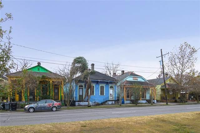 3014 St Claude Avenue, New Orleans, LA 70117 (MLS #2308455) :: Reese & Co. Real Estate