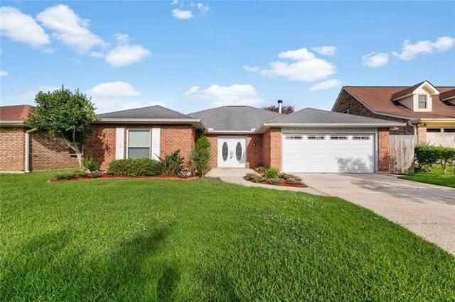 203 Eydie Lane, Slidell, LA 70458 (MLS #2308477) :: United Properties