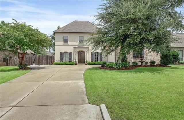 409 Chateau Grimaldi, Mandeville, LA 70471 (MLS #2308497) :: Turner Real Estate Group