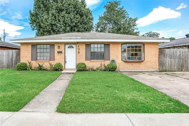 136 Auburn Place, Kenner, LA 70065 (MLS #2308546) :: Robin Realty