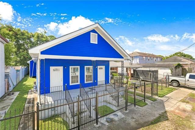 2519-2521 Monroe Street, New Orleans, LA 70118 (MLS #2308548) :: Reese & Co. Real Estate