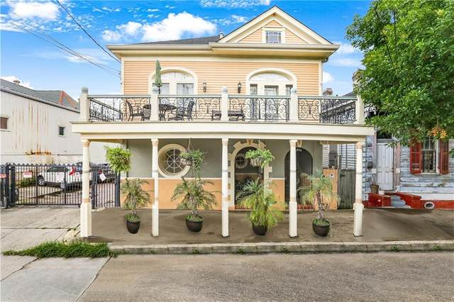 2331 N Rampart Street C, New Orleans, LA 70117 (MLS #2308560) :: Reese & Co. Real Estate