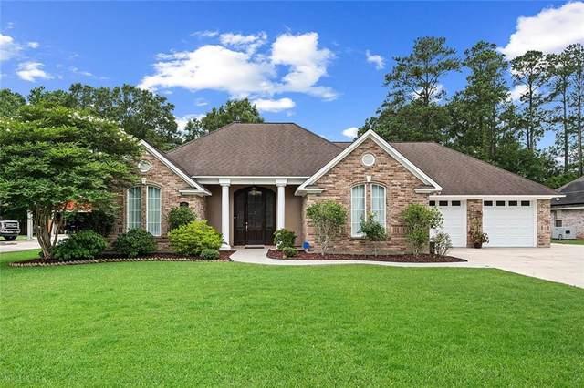 40 Magnolia Court, Ponchatoula, LA 70454 (MLS #2308637) :: Turner Real Estate Group