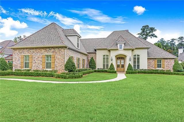 252 Natchez Trace, Covington, LA 70433 (MLS #2308654) :: Turner Real Estate Group