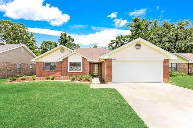2553 Long Branch Drive, Marrero, LA 70072 (MLS #2308665) :: Turner Real Estate Group