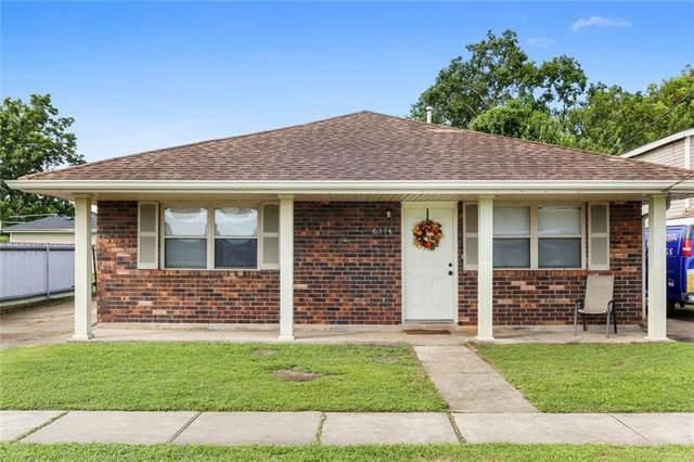 8314 16 Livingston Avenue, Chalmette, LA 70043 (MLS #2308690) :: Turner Real Estate Group